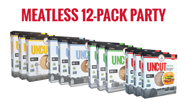 Meatless 12-Pack Party